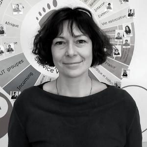 Milana Furman, coordinatrice pôle linguistique