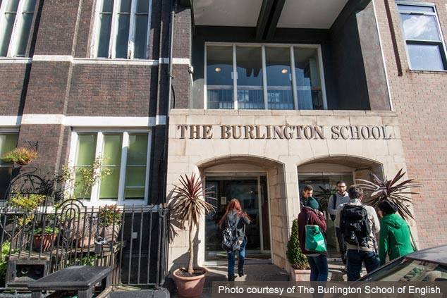 burlington english school